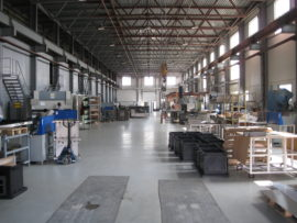 Цех по производству технических дверей
