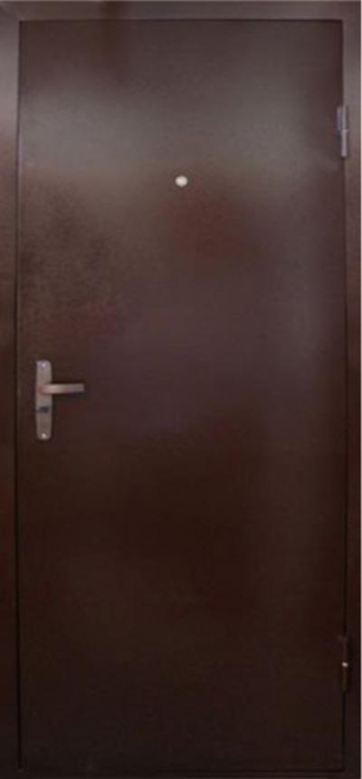 Дверь Промет спец снаружи